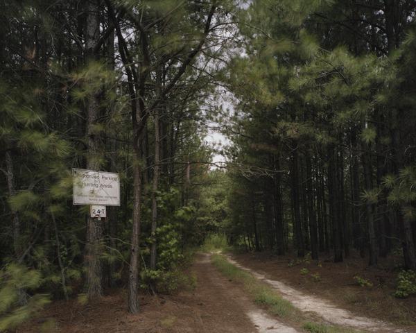 Camp Lee at Fort Lee Military Base near Petersburg, Virginia, 2009