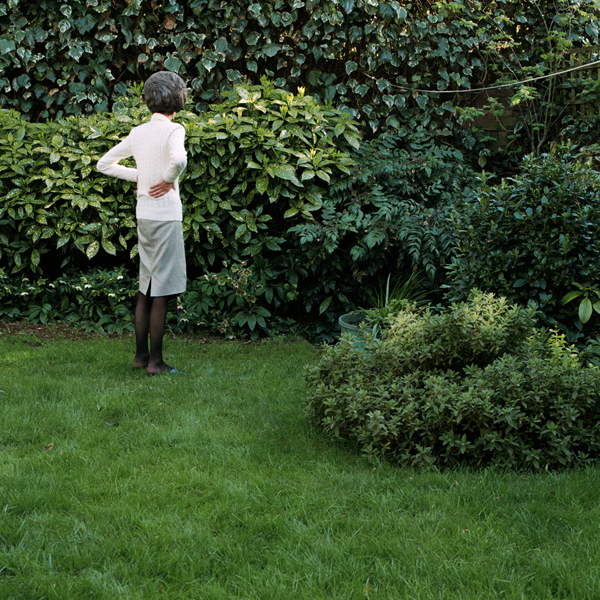 Mother in the Garden, 2010-2013