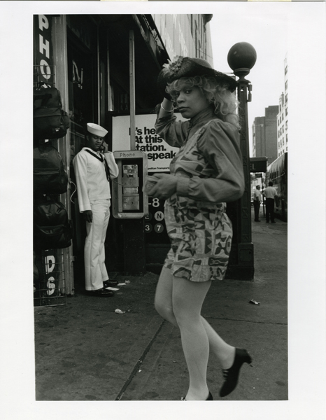 Untitled (8th Avenue), 1994