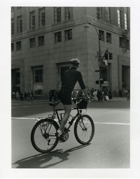 Untitled (Biker), 1991