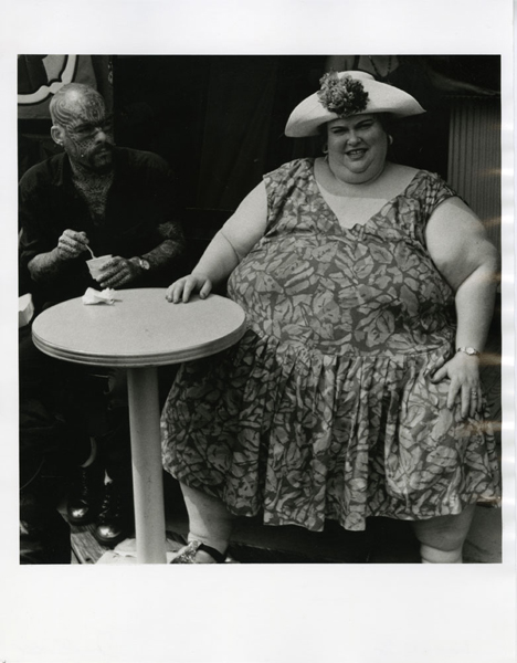 Untitled (Coney Island), 1995