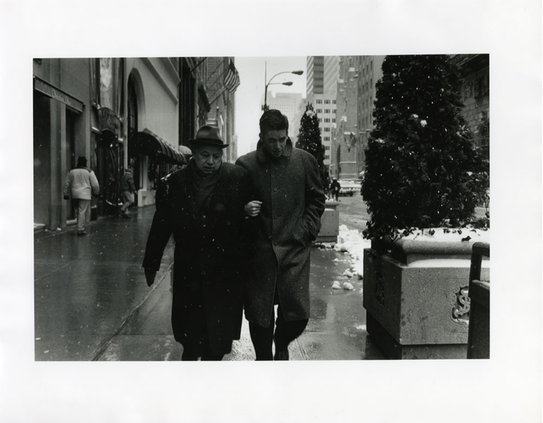 Untitled (Father and Son), 1997