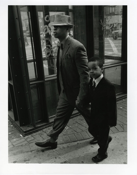 Untitled (Father and Son), 2013