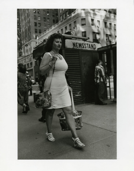 Untitled (Newsstand), 1995