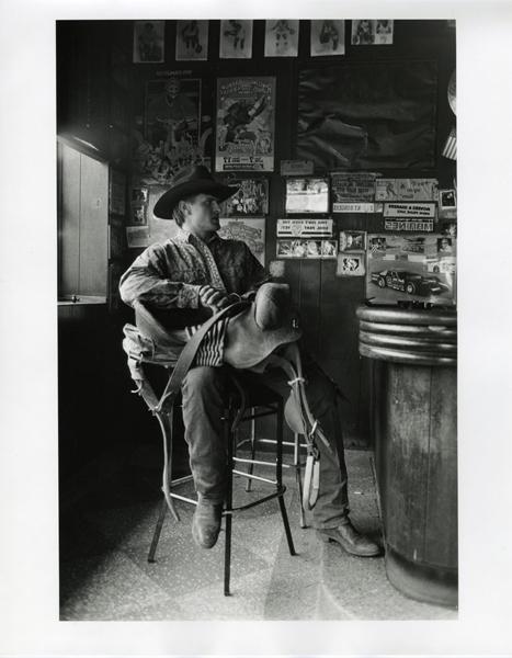 Untitled (Cowboy), 2013