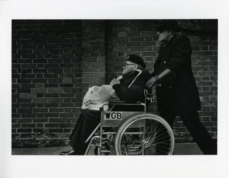 Untitled (WGB), 1996