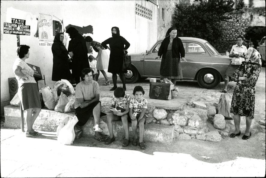 Greece, July / August, 1977