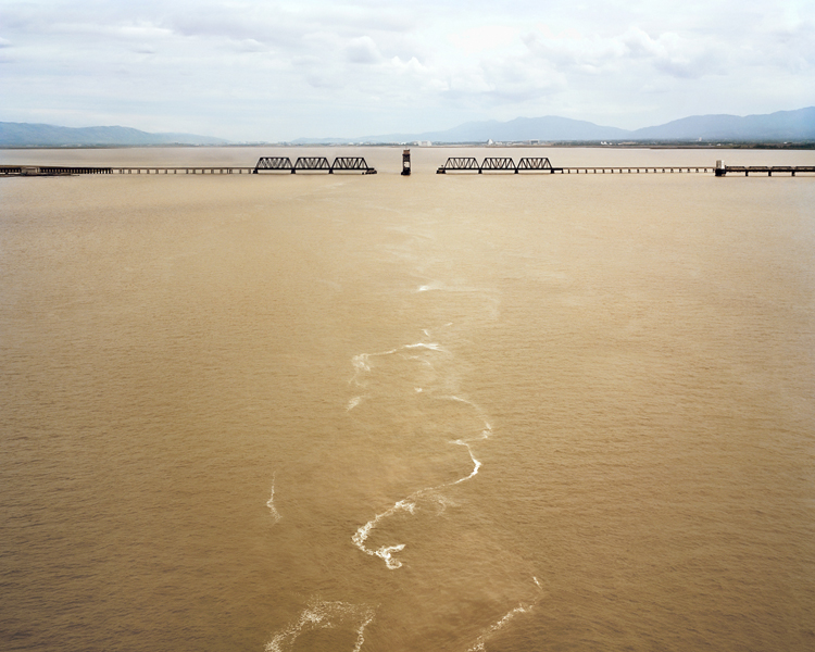 Dumbarton Bridge, CA (#1), 2012