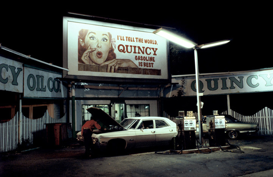 Quincy Gas, 1973