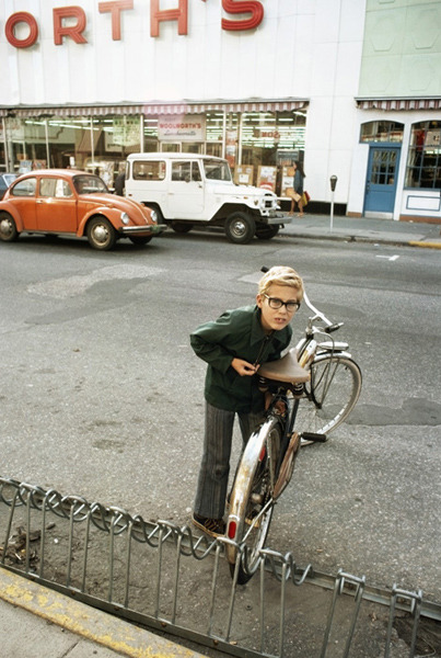 Bicycle Boy, 1975