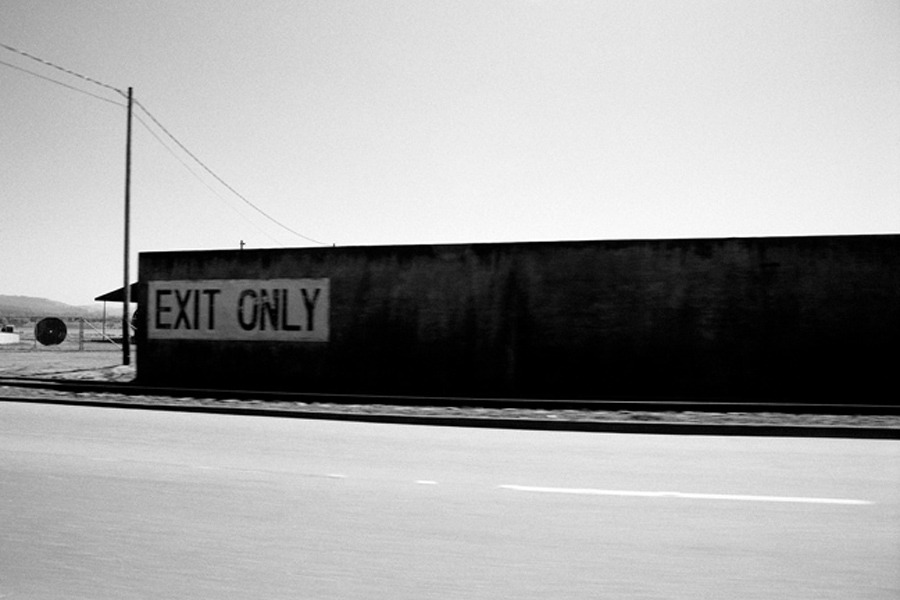 Exit Only / Coos Bay, 2006