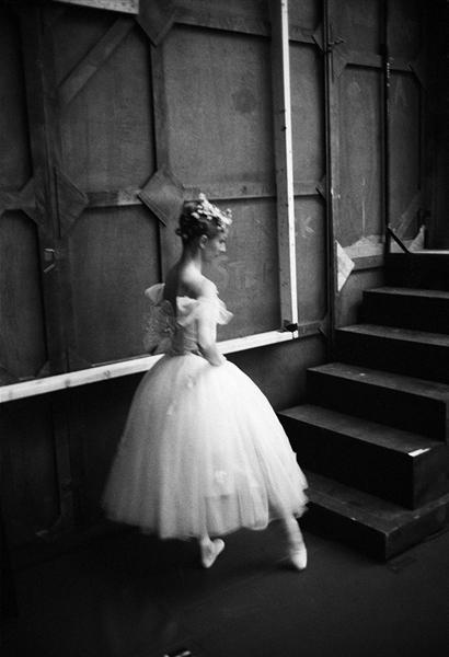 Larissa Ponomarenko / Boston Ballet, 2004