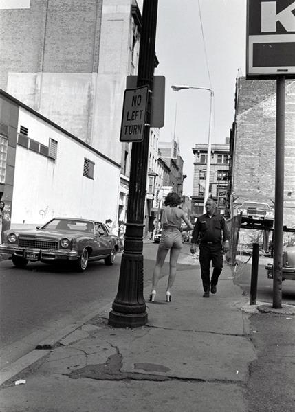 La Grange Street, 1975