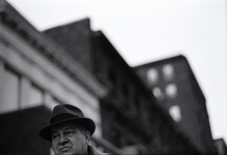 Man / Boylston Street, 1978