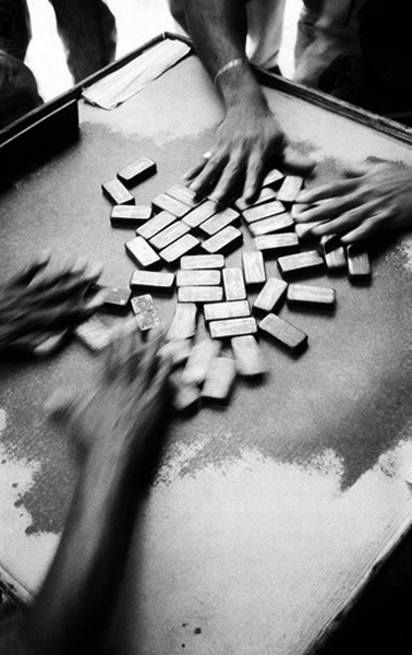 Dominoes / Havana, 2000