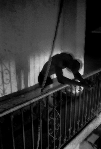 Unknown Wrestler / Havana, 2000
