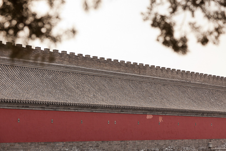 Imperial Palace Wall, 2009