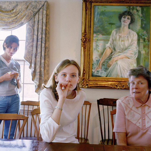 Family Portrait (The Three Marcelles and Becky), 2001