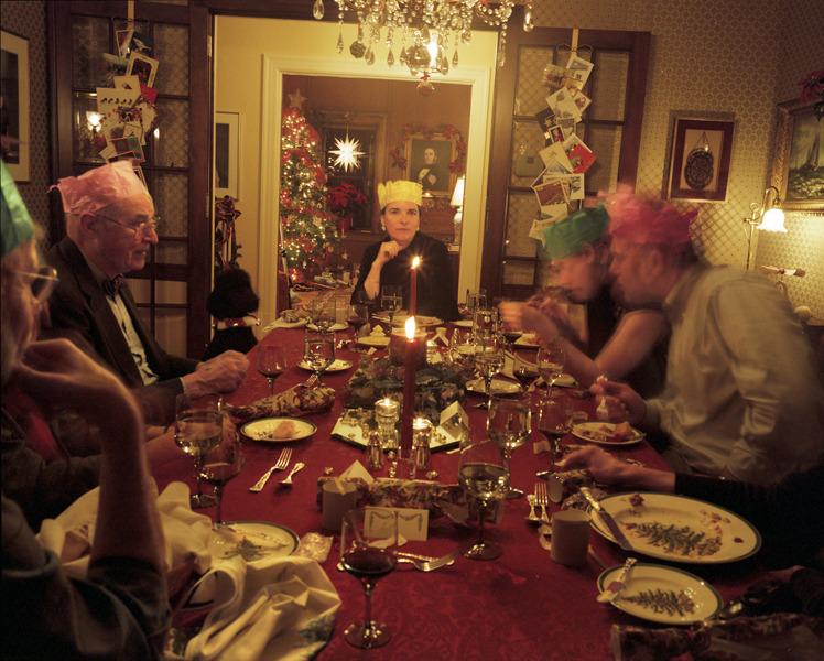 Christmas Eve Dinner, 2006