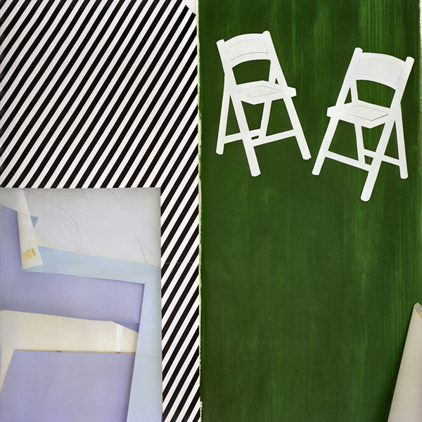 2 Chairs, 1991