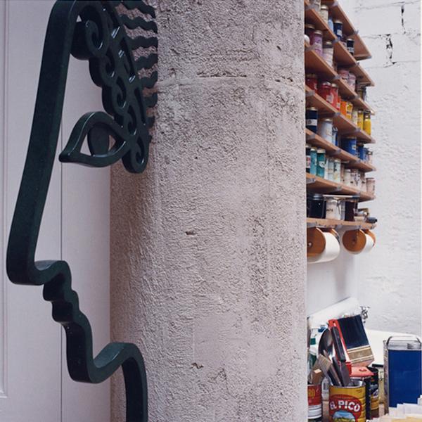 Archaic Head, 1990