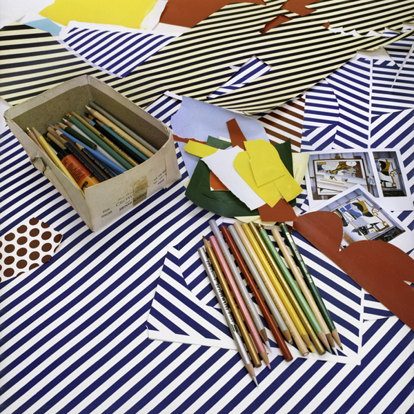 Pencils, 1991