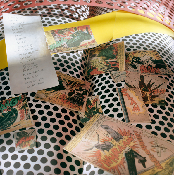 Explosion Yellow, 1990
