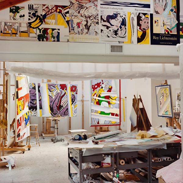 Southampton Studio, 1990