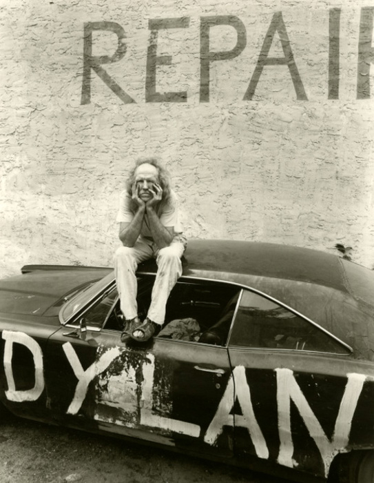 Repair (Closed Door), 1984