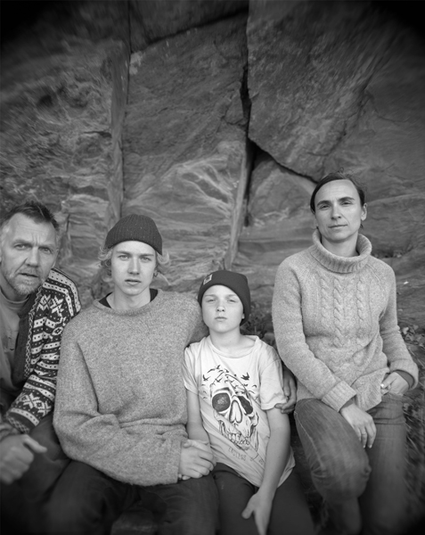 My Family, Lykling, 2007