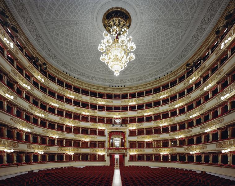 Teatro alla Scala, Milan, Italy, 2008
