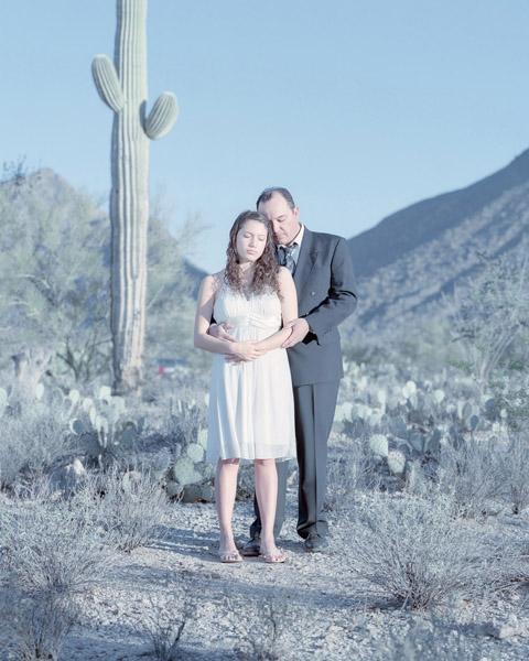 Eddika & Philip Grajeda, Tucson, Arizona.