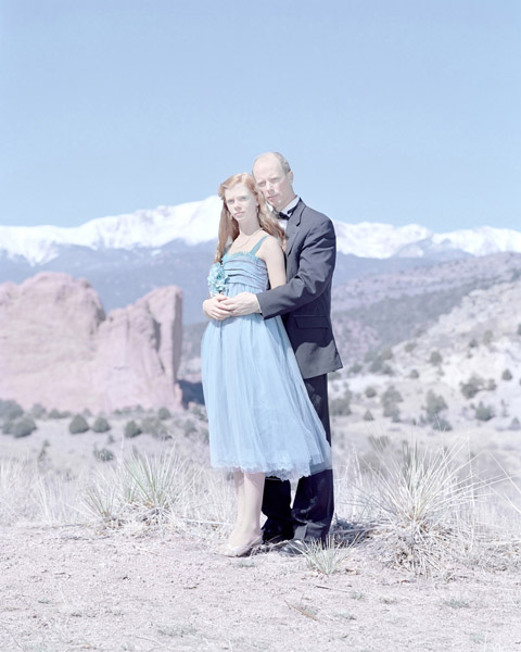 Grace & Gary Kruse, Black Forest, Colorado.