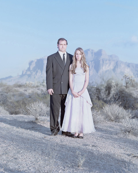 Jim & Chantal Roberts, Apache Junction, Arizona