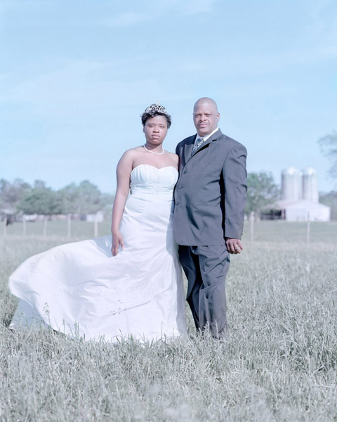 LaChandra Walker & Fitzgerald Williams, Shreveport, Louisiana