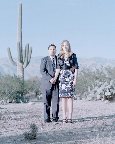 Michael Mychalczuk & Kyrie Mychalczuk, 15 years. Tuscon, Arizona.