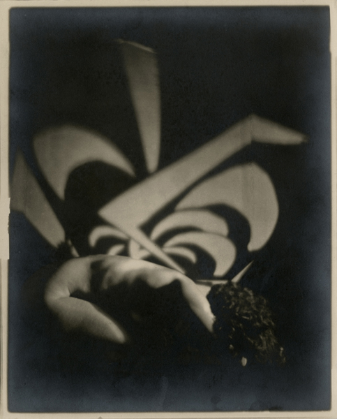 Untitled (Design with Kneeling Woman), 1920s-30s