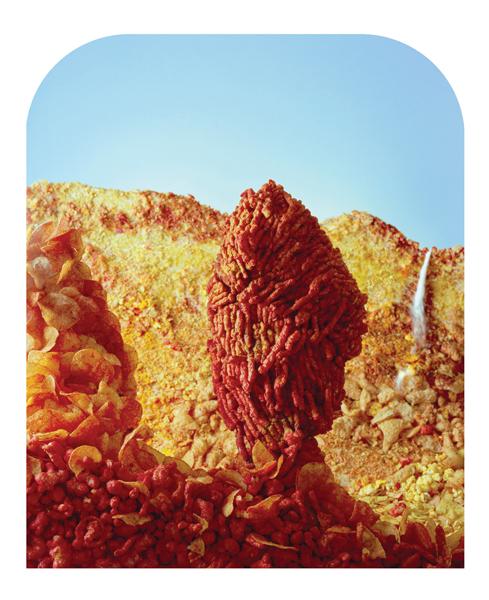 Flamin' Hot Monolith, 2013