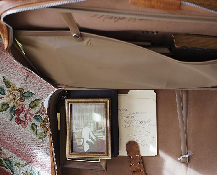 Suitcase, 2012