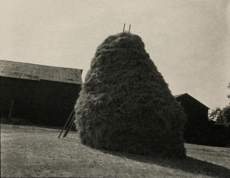 Haystack, ca. 1920