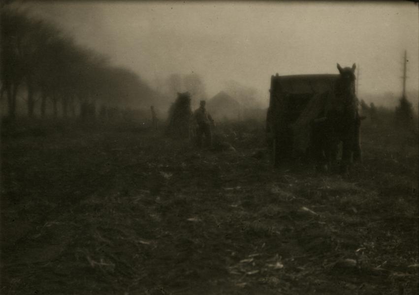 Autumn Morning, 1923
