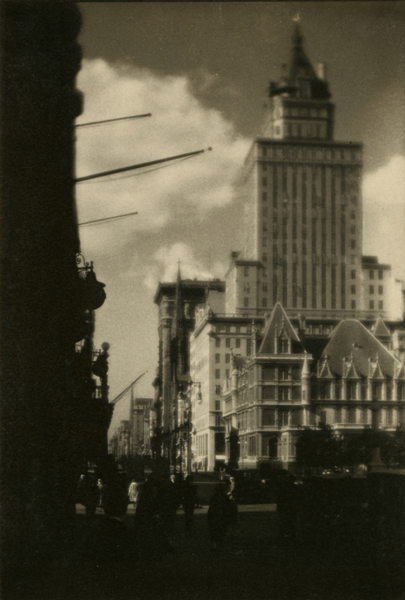 The Tower, 1921–1928