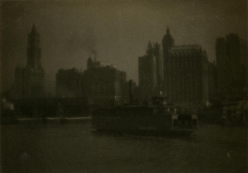 Evening, 1920–1925