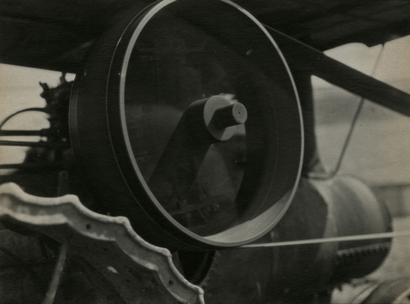 The Belt Wheel, 1921