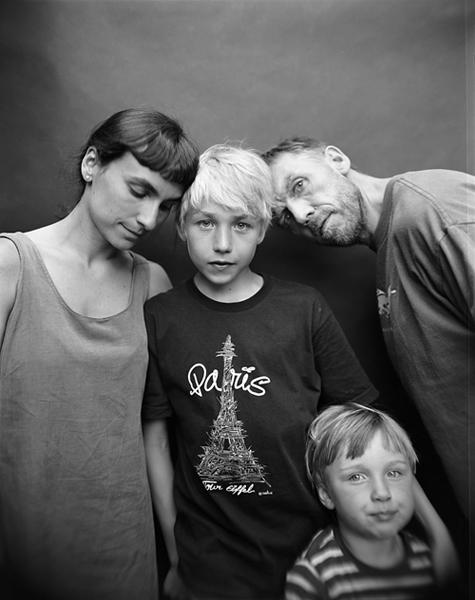 My Family, Oslo, 2007