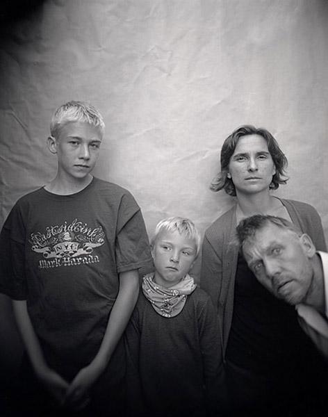 My Family, Oslo, 2010