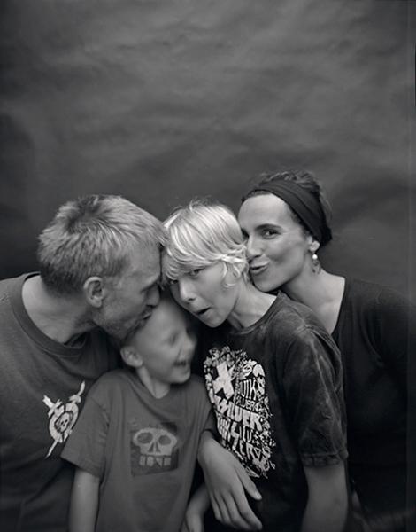 My Family, Oslo, 2008