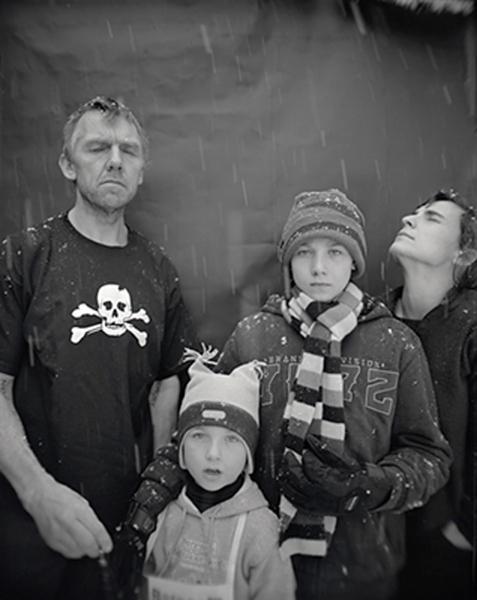 My Family, Oslo, 2009