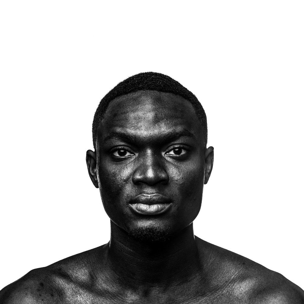 Nigerian Identity: Untitled 15, 2015