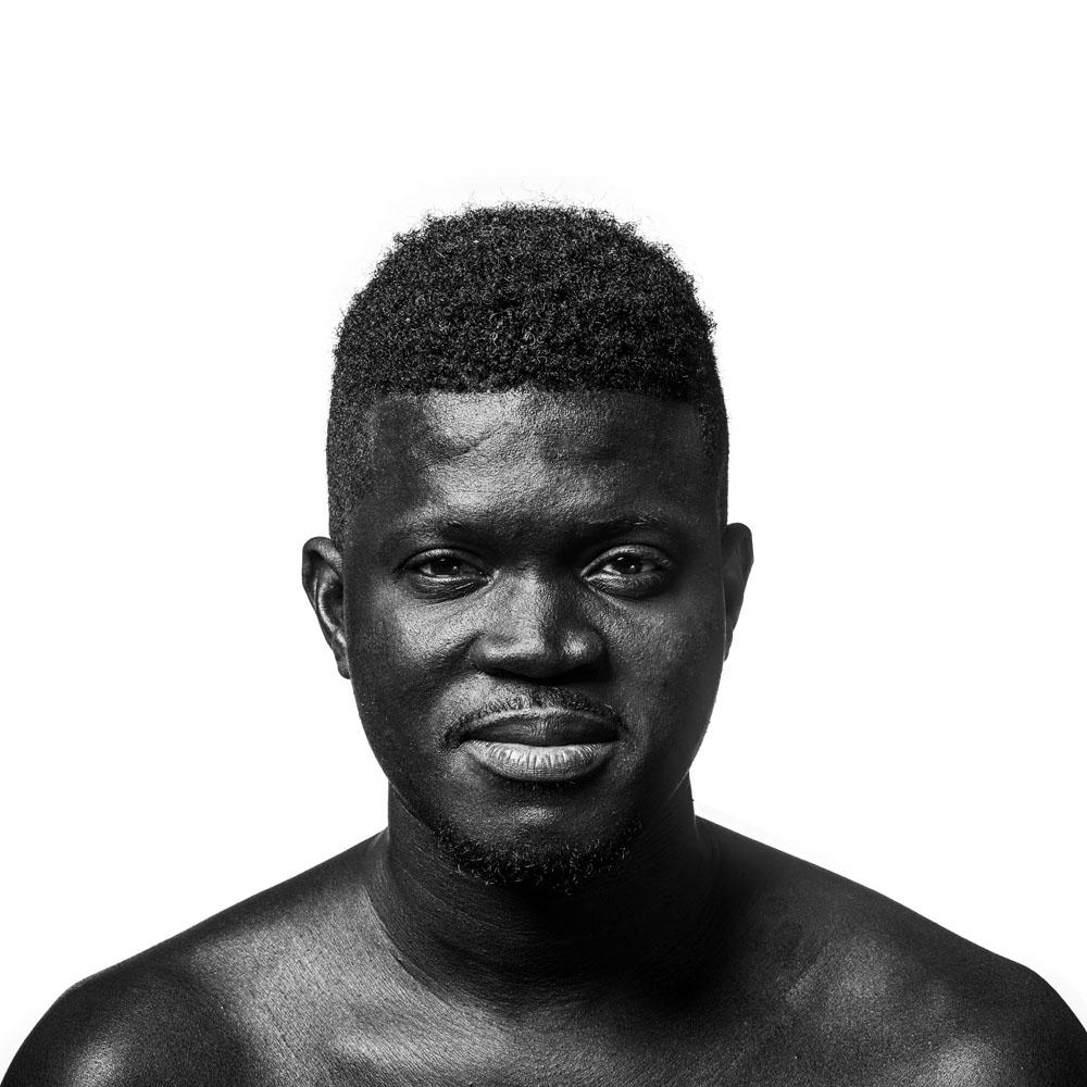 Nigerian Identity: Untitled 16, 2015